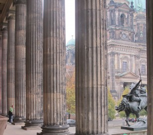 Christopher Kelly Schinkels Altes Museum