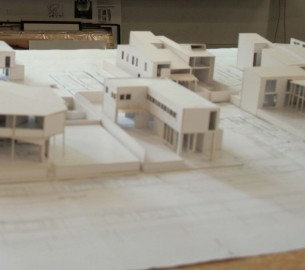 Hobsonville Point Denser Urban Living Model