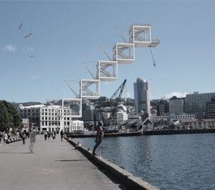 Wellington Waterfront Architecture Workshop Tower
