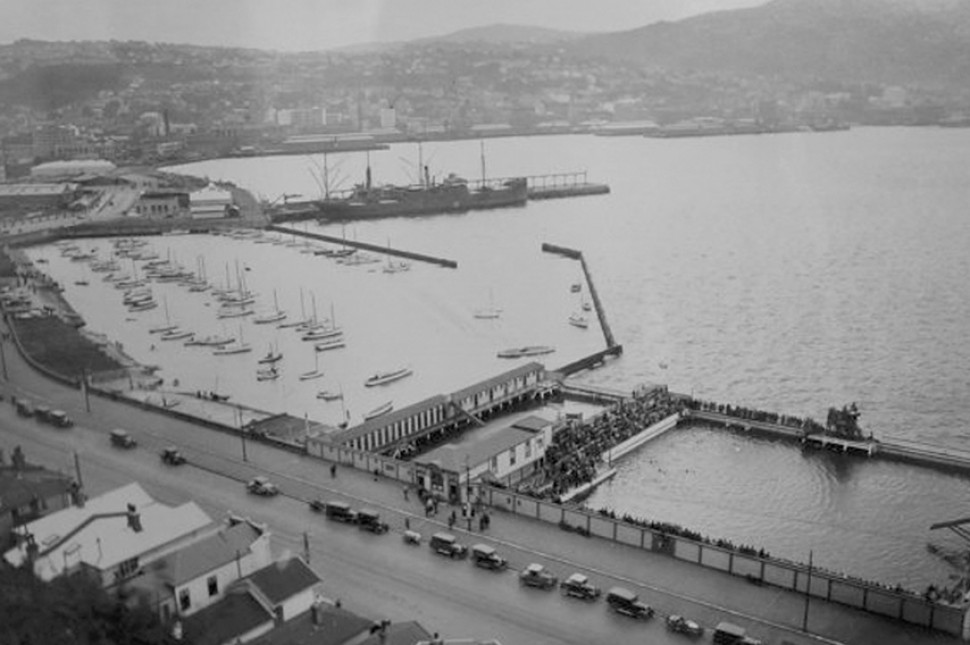 oriental bay wellington historic