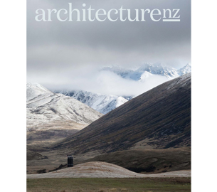 190723 Architecture NZ Coverpage Lindis