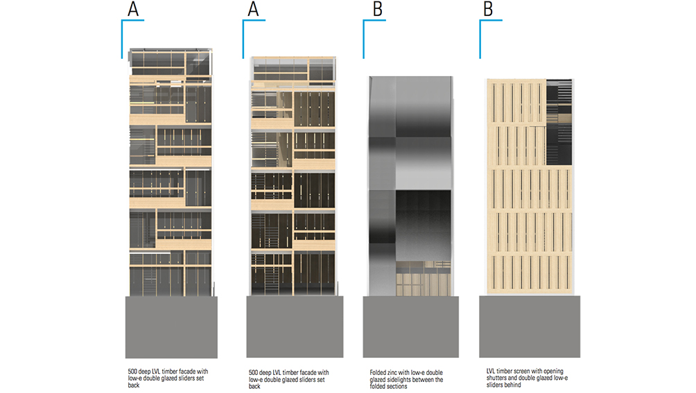 clt timber facades architecture workshop