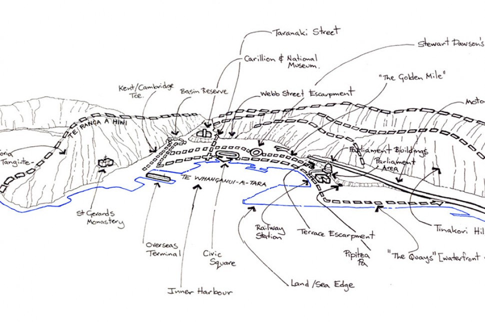 wellington city links sketch